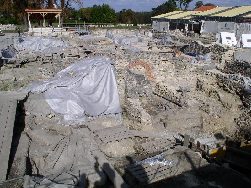 Римские развалины (Виндебона)